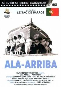 Ala-Arriba - Poster / Capa / Cartaz - Oficial 1