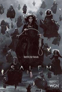 Salem (2ª Temporada)  - Poster / Capa / Cartaz - Oficial 1