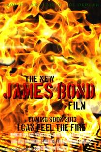 O Novo Filme De James Bond - Poster / Capa / Cartaz - Oficial 1