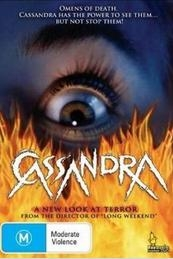 Cassandra - Poster / Capa / Cartaz - Oficial 2