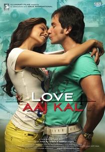 Love Aaj Kal - Poster / Capa / Cartaz - Oficial 1