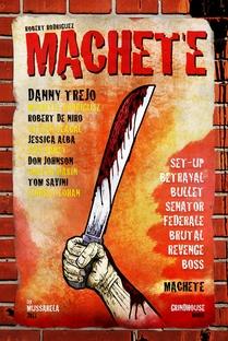 Machete - Poster / Capa / Cartaz - Oficial 5