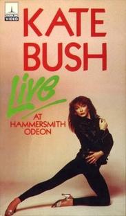 Kate Bush - Live at Hammersmith Odeon - Poster / Capa / Cartaz - Oficial 1