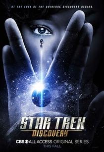Star Trek: Discovery (1ª Temporada) - Poster / Capa / Cartaz - Oficial 4