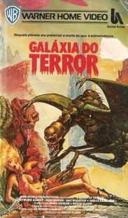 Galáxia do Terror - Poster / Capa / Cartaz - Oficial 4