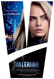 Valerian e a Cidade dos Mil Planetas - Poster / Capa / Cartaz - Oficial 6