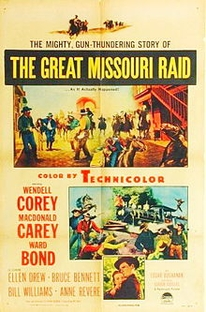 A Vinganca de Jesse James - Poster / Capa / Cartaz - Oficial 1