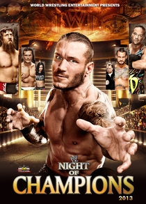 WWE Night of Champions - 2013 - Poster / Capa / Cartaz - Oficial 1