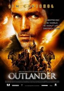 Outlander: Guerreiro vs Predador - Poster / Capa / Cartaz - Oficial 2