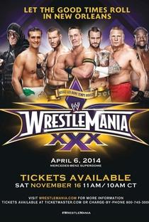 WWE Wrestlemania XXX (30) - Poster / Capa / Cartaz - Oficial 2