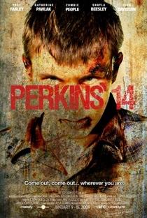 Perkins 14  - Poster / Capa / Cartaz - Oficial 1