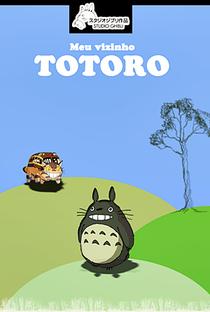 Meu Amigo Totoro - Poster / Capa / Cartaz - Oficial 28