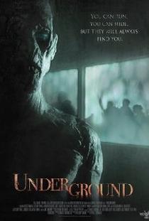 Underground - Poster / Capa / Cartaz - Oficial 1
