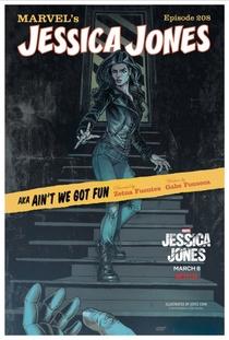 Jessica Jones (2ª Temporada) - Poster / Capa / Cartaz - Oficial 6