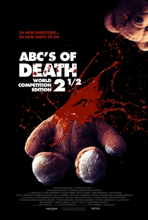 ABCs of Death 2.5 - Poster / Capa / Cartaz - Oficial 1