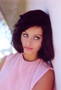 Sophia Loren - Poster / Capa / Cartaz - Oficial 2