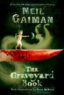 The Graveyard Book - Poster / Capa / Cartaz - Oficial 1