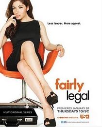 Fairly Legal (1ª Temporada) - Poster / Capa / Cartaz - Oficial 1