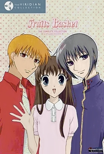 Fruits Basket - Poster / Capa / Cartaz - Oficial 10