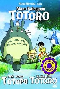 Meu Amigo Totoro - Poster / Capa / Cartaz - Oficial 59