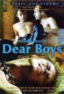Lieve jongens - Poster / Capa / Cartaz - Oficial 2