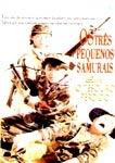 Os Três Pequenos Samurais em: O Tesouro - Poster / Capa / Cartaz - Oficial 2
