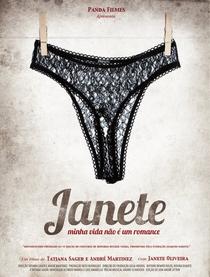 Janete - Minha Vida não é um Romance - Poster / Capa / Cartaz - Oficial 1