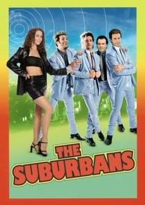 The Suburbans - O Recomeço - Poster / Capa / Cartaz - Oficial 3