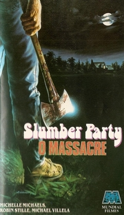 Slumber Party - O Massacre - Poster / Capa / Cartaz - Oficial 2