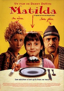 Matilda - Poster / Capa / Cartaz - Oficial 1