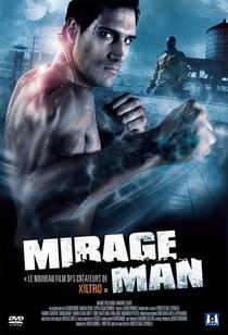 Mirageman - Poster / Capa / Cartaz - Oficial 3