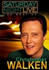 Saturday Night Live: The Best of Christopher Walken - Poster / Capa / Cartaz - Oficial 1