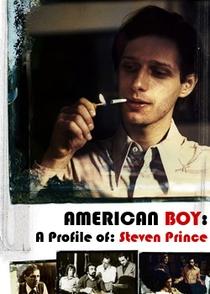 American Boy: A Profile of: Steven Prince - Poster / Capa / Cartaz - Oficial 1