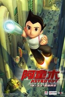 Astro Boy - Poster / Capa / Cartaz - Oficial 7