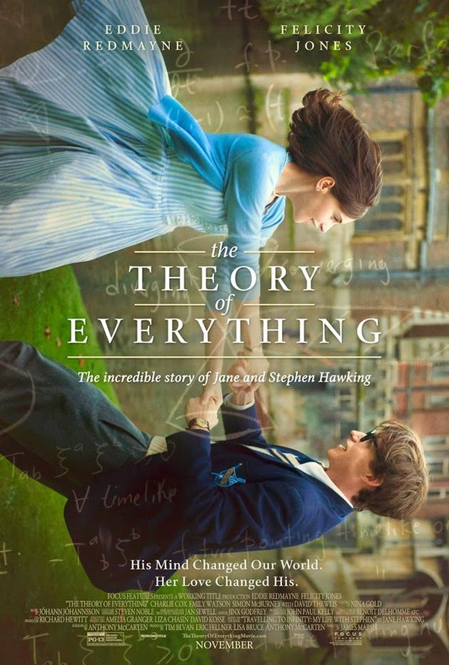 Liga dos Filmes: A teoria de tudo - Review