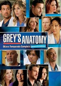 Grey's Anatomy (8ª Temporada) - Poster / Capa / Cartaz - Oficial 5
