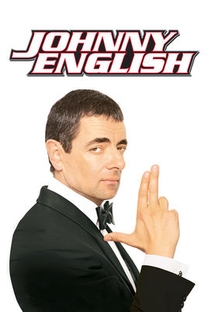 Johnny English - Poster / Capa / Cartaz - Oficial 13