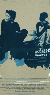 Blue Citrus Hearts - Poster / Capa / Cartaz - Oficial 1