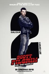 Scott Pilgrim Contra o Mundo - Poster / Capa / Cartaz - Oficial 8
