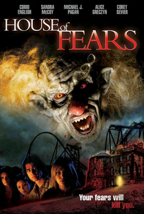 House of Fears - Poster / Capa / Cartaz - Oficial 4