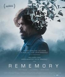 Rememory - Poster / Capa / Cartaz - Oficial 2