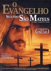 O Evangelho Segundo São Mateus - Poster / Capa / Cartaz - Oficial 4