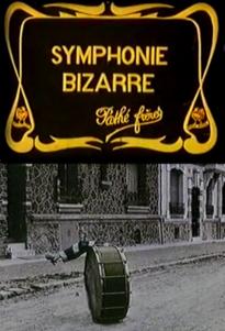 Sinfonia Bizarra - Poster / Capa / Cartaz - Oficial 1