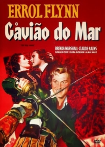 O Gavião do Mar - Poster / Capa / Cartaz - Oficial 2