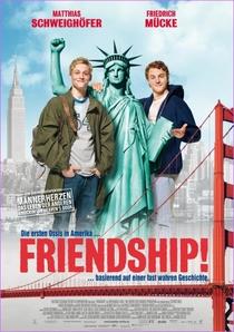 Amizade! - Poster / Capa / Cartaz - Oficial 1