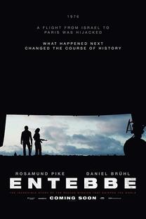 Sete Dias em Entebbe - Poster / Capa / Cartaz - Oficial 4