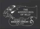 The Adventures of Billy (The Adventures of Billy)