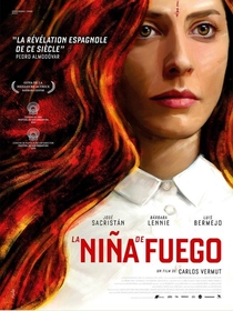 A Garota de Fogo - Poster / Capa / Cartaz - Oficial 4