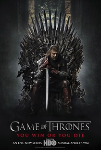 Game of Thrones (1ª Temporada) - Poster / Capa / Cartaz - Oficial 5