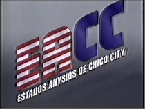 Estados Anysios de Chico City - Poster / Capa / Cartaz - Oficial 1